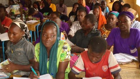 Education au Tchad